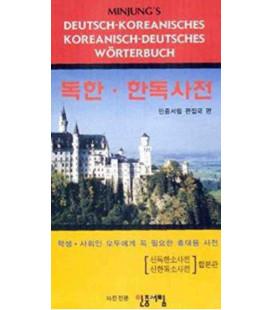 Minjung Dizionario Tedesco-Coreano / Coreano-Tedesco