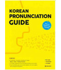 Korean Pronunciation Guide - How to Sound Like a Korean (Include MP3 CD)