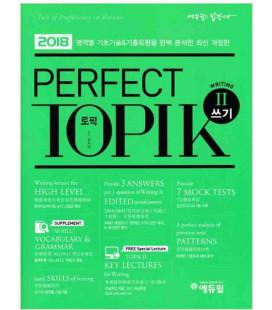 Perfect Topik II (2018)- Writing lecture High Level