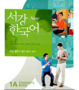 Sogang Korean 1A: Student's Book (2 Bücher + 1 CD)