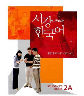 Sogang Korean 2A: Student's Book (2 Bücher + 1 CD)
