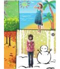 Sogang Korean 3B: Student's Book (2 Books + 1 CD)