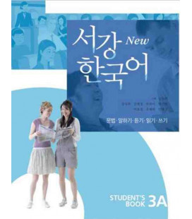 Sogang Korean 3A: Student's Book (2 Bücher + 1 CD)