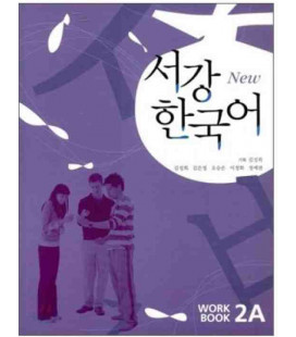 Sogang Korean 2A: Workbook (Buch + 1 CD)