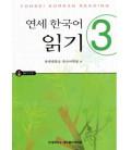 Yonsei Korean Reading 3 (CD inklusive)