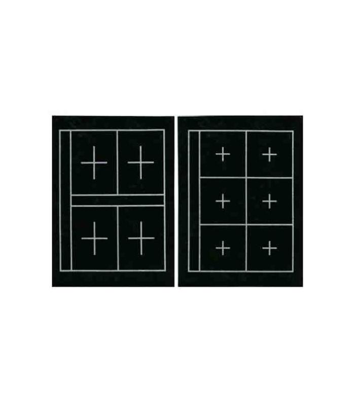 Plüsch Kalligraphie Kuretake KA23101 (36 * 27 cm - doppelseitig, 6 ...