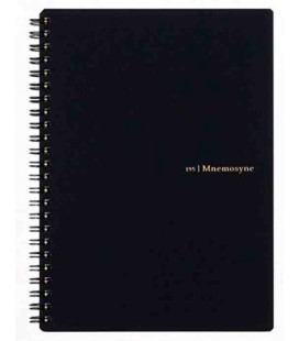 Maruman Mnemosyne Notebook N195A (Formato A5) - A righe 7 mm