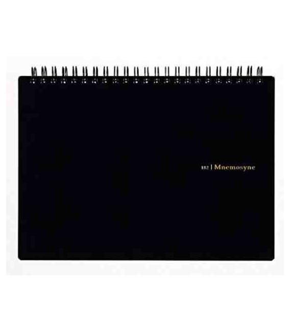 Maruman Mnemosyne Notebook N182A (A5) - 5 mm squared