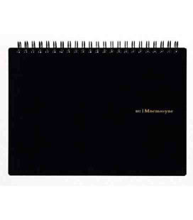 Maruman Mnemosyne Notebook N182A (A5) - 5 mm squared