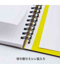Maruman Mnemosyne Notebook N193A (A7) - 5 mm lined