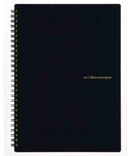 ?Maruman Mnemosyne Notebook N194A (B5) -7 mm lined