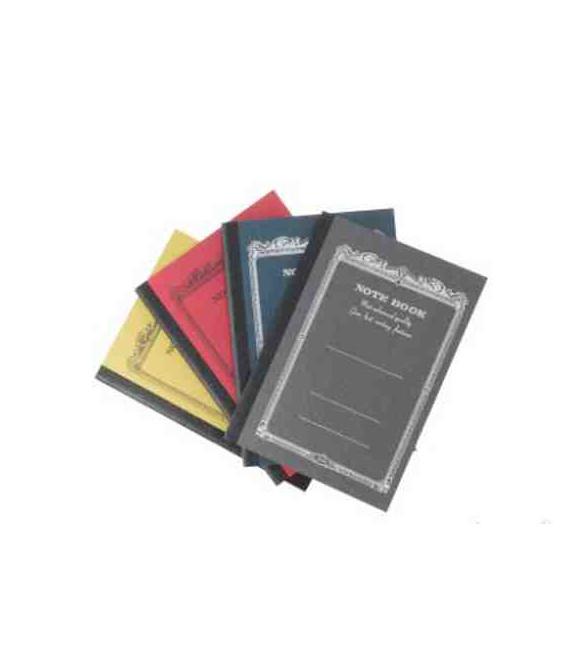 Apica CD7 Notebook - Tamaño A7 (pack 4 libretas de 4 colores diferentes)