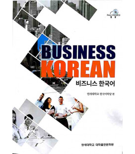 Business Korean (Includes CD-MP3)